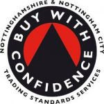 Blitz Drainage Nottinghamshire Nottingham City Buy With Confidence Trading Standards Services Logo